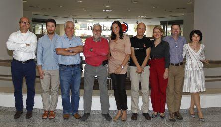 Les nouveaux membres du bureau du CEPIC