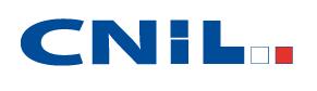 La formation restreinte de la CNIL prononce une sanction pécuniaire à l'encontre de GOOGLE Inc.